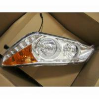 Buy cheap Custom Top Quality Kinglong HID Headlights /Best Price Car Headlights For Sale from wholesalers