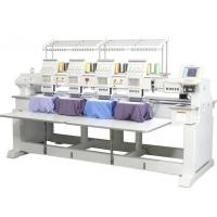 4 Head Multi Thread Embroidery Machine with Different Sizes of Embroidery Hoops Manufactures
