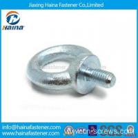 Made In China Zinc Plated Carbon Steel Lifting Eye Bolts Manufactures