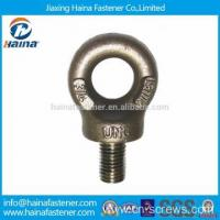 BS4278 Galvanized Collared Eye Bolts Manufactures