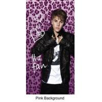 Buy cheap Justin Bieber Beach Towel $24.95 $19.99 from wholesalers