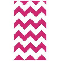 Buy cheap Luxury Pink Chevron Beach Towel $29.99 $24.99 from wholesalers