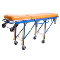 Hospital Ambulance Trolley Patient Automatic Loading Stretcher Manufactures