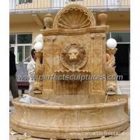 Stone Marble Wall Fountain for Outdoor Garden Ornament (SY-W155) Manufactures