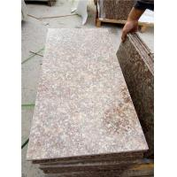 Natural Stone G687 Peach Red Flower Granite Floor Wall Tile Cheap Price Manufactures