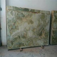 China Chinese Natural Cheap Price Green Marble Stone Slab and Tiles on sale