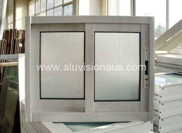 Quality Aluminum silding windows with AS2047 for sale