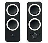 Logitech Z200 Multimedia Speakers/PC Speakers - Midnight Black Manufactures