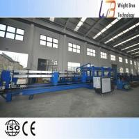 Buy cheap Discontinuous PU Sandwich Panel Production Line from wholesalers