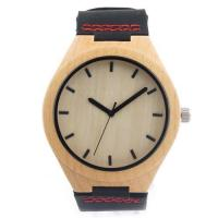 Bobobird 2015 New Arrive Luxury Brand for men Quartz wrist watch with wood Bamboo In Gift Box Manufactures