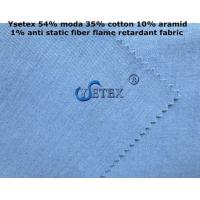 Modacry/cotton/aramid/anti Static Fabric Manufactures