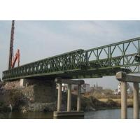 Double Lane Mabey Compact 200 Bridge Anti - Rust With Interchangeable Steel Components Manufactures
