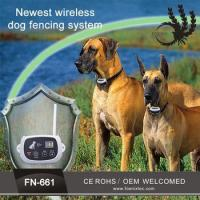 Buy cheap Made in china Wireless Dog Fence Outdoor Dog Fence Electric Dog Fence from wholesalers