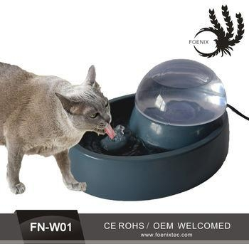 Quality Alibaba hot sale 2016 clean water pet drinking fountain for sale