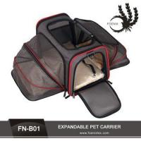 Buy cheap Wholesale expandable vietnam lovable cat products dog sling pet carrier bag from wholesalers
