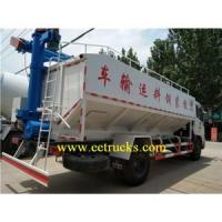 12 CBM Dry Bulk Cement Powder Trucks Manufactures