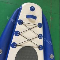 Inflatable SUP Fishing Pontoon Paddle Boards With Float Tubes Manufactures