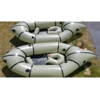 Inflatable OpenUltralite Packrafts without Spray Deck Manufactures