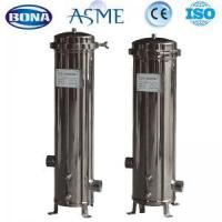 Quality BN1-W5L3Stainless steel filter housing for sale
