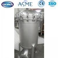 Buy cheap BFM-4Fmulti-bags filter housing in stock from wholesalers