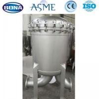 Buy cheap BFM-4Fcustomized multi-bags filter housing from wholesalers