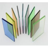 China Silk Screen Tempered Glass wholesale