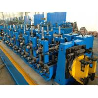 CR or HR Carbon Steel Tube ERW Pipe Mill Making Machine Manufactures