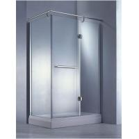 Movable 6mm Tempered Glass Top Bar Shower Cabins with Long Handle Manufactures
