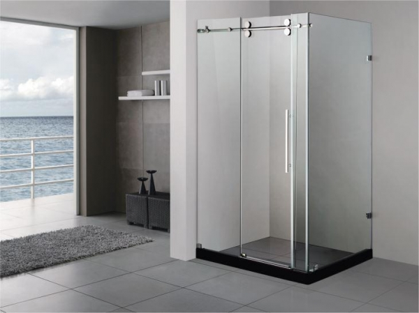 Quality Online One Sliding Big Rollers Shower Enclosure Sanitary Ware for sale