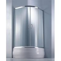 Buy cheap Cheap Quadrant Plastic Shower Glass Doors Manufacturers from wholesalers
