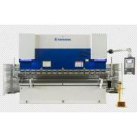 China WEK CNC Hydraulic Press Brake machine for Stainless Steel on sale