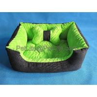 Fashion Green Dog Beds Item:PLB117 Manufactures
