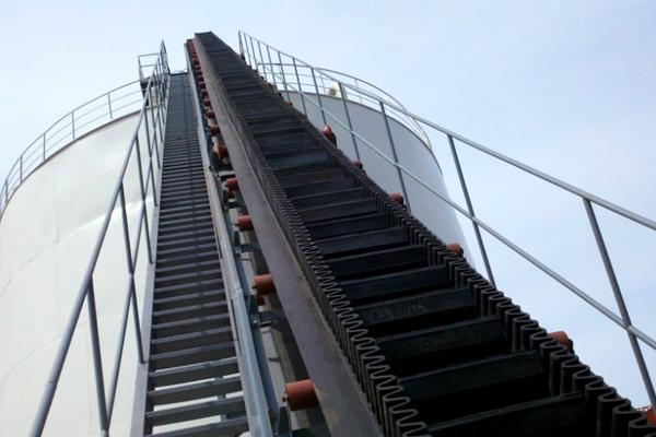 Quality Undulating Guard-Band Conveyor for sale