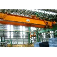 Overhead Crane with Clamps Manufactures