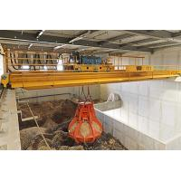 Buy cheap Double Girder Overhead Crane with Grab from wholesalers