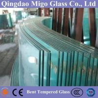 4mm/5mm/6mm/8mm/10mm/12mm/15mm/19mm Safety and Curved Tempered Glass Manufactures