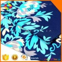 Buy cheap 100% cotton canvas print fabric from wholesalers