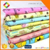 Buy cheap 100% cotton print dyed twill fabric for workwear garment from wholesalers