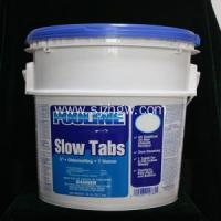 Swimming Pool Chemicals Slow dissolving chlorine tablets TCCA 90% Manufactures