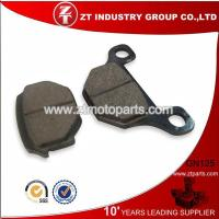 Buy cheap GS125 Brake Pad from wholesalers