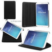 Samsung Galaxy Tab 3 Lite 7/T110 Luxury Leather Mobile Covers Can 360 Degree Rotate Wallet Case Manufactures