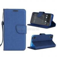 HTC Desire 530 Best Leather Wallet Cell Phone Covers Of HTC 530 Mobile Phone With Card Slots Manufactures