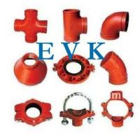 Ductile iron grooved pipe fitting Manufactures