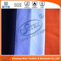 flame resistant fabric Ysetex 100% cotton flame retardant knitted fabric for garments Manufactures