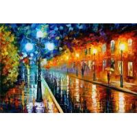 China Oil Painting Landscapes Art of Nature For Home Decoration on sale
