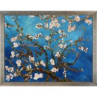 China Vincent Van Gogh Famous Oil Paintings Branches of An Almond Tree in Blossom Reproduction on sale