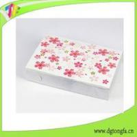 Food Grade Paper Cake Box Cheap Price with factory price