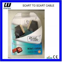 Buy cheap SCART TO SCART CABLE from wholesalers