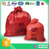 China Biohazard Medical Waste Bag on sale