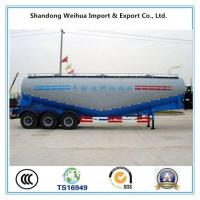 42CBM, V Type, 3 Axle, Dry Bulk, Cement , Transport, Trucking or Cargo Semi Trailer or Silo Trailer Manufactures